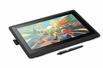 Wacom Cintiq 16 Kreativ-Stift-Display Tablet - (zum Skizzieren, Illustrieren und Zeichnen direkt auf dem Bildschirm, mit Full-HD-Display (1.920 x 1.080), kompatibel mit Windows und Mac) - 2