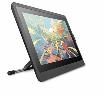 Wacom Cintiq 16 Kreativ-Stift-Display Tablet - (zum Skizzieren, Illustrieren und Zeichnen direkt auf dem Bildschirm, mit Full-HD-Display (1.920 x 1.080), kompatibel mit Windows und Mac) - 3