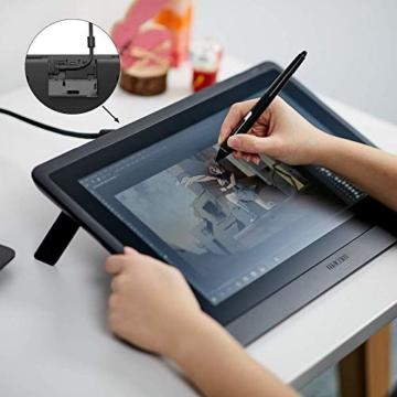 Wacom Cintiq 16 Kreativ-Stift-Display Tablet - (zum Skizzieren, Illustrieren und Zeichnen direkt auf dem Bildschirm, mit Full-HD-Display (1.920 x 1.080), kompatibel mit Windows und Mac) - 5