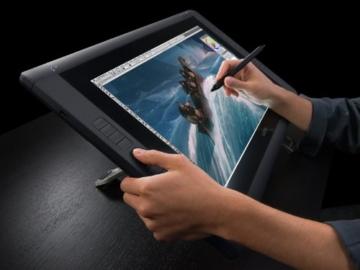 Wacom Cintiq 22HD Grafiktablet (54,5 cm (21,5 Zoll) Display, Full HD, USB) - 8