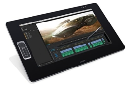 Wacom Cintiq 27QHD Kreativ-Stift-Display schwarz - 1