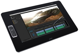 Wacom Cintiq 27QHD touch Kreativ-Stift und Touch-Display schwarz - 1