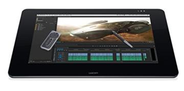 Wacom Cintiq 27QHD touch Kreativ-Stift und Touch-Display schwarz - 2