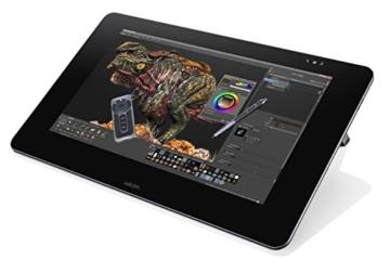 Wacom Cintiq 27QHD touch Kreativ-Stift und Touch-Display schwarz - 3