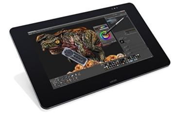Wacom Cintiq 27QHD touch Kreativ-Stift und Touch-Display schwarz - 4