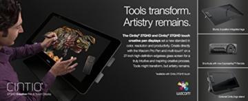 Wacom Cintiq 27QHD touch Kreativ-Stift und Touch-Display schwarz - 6