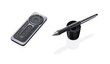 Wacom Cintiq 27QHD touch Kreativ-Stift und Touch-Display schwarz - 7