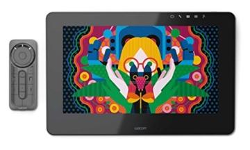 Wacom Cintiq Pro 13 Zoll Grafiktablett mit Display und Standfüßen inkl. Wacom Pro Pen 2 Eingabestift mit Stifthalter und verschiedenen Spitzen, Kompatibel mit Windows und Apple - 11