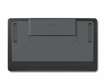 Wacom Cintiq Pro 32 Multi-Touch-Display mit 4K / 32-Zoll-Kreativ-Stift-Display mit integriertem Standfuß inkl. Wacom Pro Pen 2 Stylus mit Stifthalter und Ersatzspitzen, kompatibel mit Windows und Mac - 11