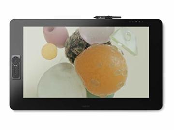 Wacom Cintiq Pro 32 Multi-Touch-Display mit 4K / 32-Zoll-Kreativ-Stift-Display mit integriertem Standfuß inkl. Wacom Pro Pen 2 Stylus mit Stifthalter und Ersatzspitzen, kompatibel mit Windows und Mac - 12