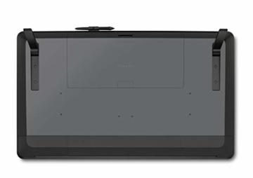 Wacom Cintiq Pro 32 Multi-Touch-Display mit 4K / 32-Zoll-Kreativ-Stift-Display mit integriertem Standfuß inkl. Wacom Pro Pen 2 Stylus mit Stifthalter und Ersatzspitzen, kompatibel mit Windows und Mac - 8