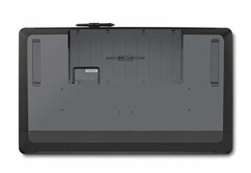 Wacom Cintiq Pro 32 Multi-Touch-Display mit 4K / 32-Zoll-Kreativ-Stift-Display mit integriertem Standfuß inkl. Wacom Pro Pen 2 Stylus mit Stifthalter und Ersatzspitzen, kompatibel mit Windows und Mac - 10