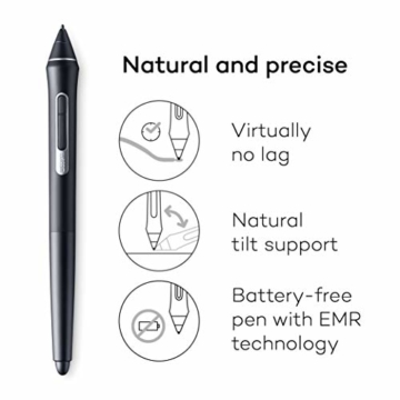 Wacom MobileStudio Pro 13 Stift-Computer mit Wacom Pro Pen 2, Intel Core i7-8559U-Prozessor, Thunderbolt-Verbindung und lebensechter High-Resolution Auflösung - 2