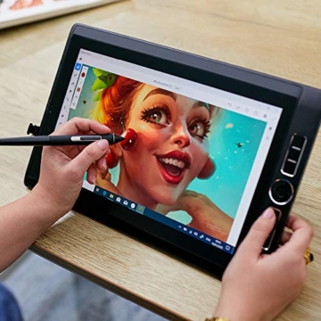 Wacom MobileStudio Pro 13 Stift-Computer mit Wacom Pro Pen 2, Intel Core i7-8559U-Prozessor, Thunderbolt-Verbindung und lebensechter High-Resolution Auflösung - 6