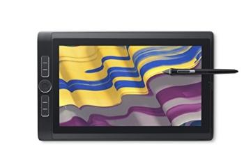 Wacom MobileStudio Pro 13 Zoll Stift Computer mit Display (512 GB) Mobiles Studio zum Zeichnen, für Concept Art, 3D Sculpting, Grafikanimationen, Retusche, Bildbearbeitung - 8