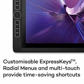 Wacom MobileStudio Pro 16 Stift-Computer mit Wacom Pro Pen 2 (Intel Core i7-8559U-Prozessor, Thunderbolt-Verbindung und lebensechter Auflösung von 4K – unser bisher leistungsstärkstes Gerät) - 6