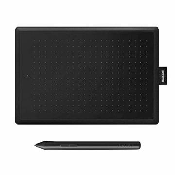 Wacom One CTL-472-N Creative Pen Tablet zum Zeichnen Schwarz, Größe S - 8