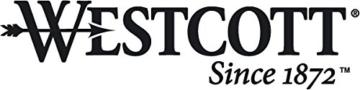 Westcott E-14216 00 Anspitzer für Stiftdurchmesser 7 bis 12 mm, manuell, schwarz - 6