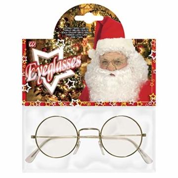 Widmann - Weihnachtsmann Brille - 2