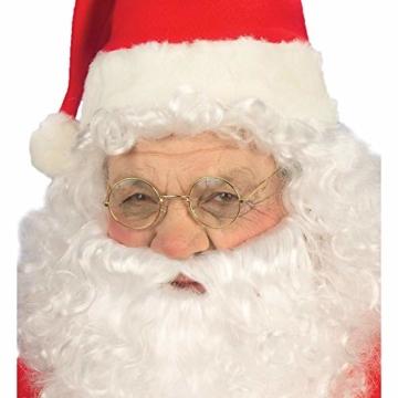 Widmann - Weihnachtsmann Brille - 3