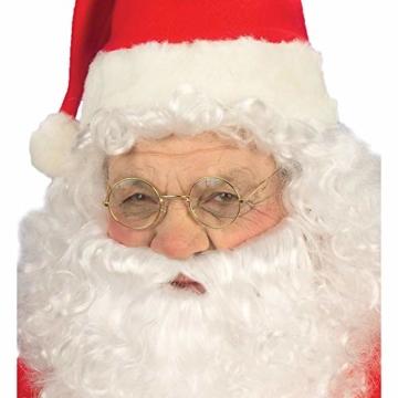 Widmann - Weihnachtsmann Brille - 4