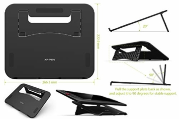 XP-PEN Artist 12 Pro 11,6 Zoll Grafiktablett mit Pen IPS Display Drawing Tablet 60° Neigungserkennung für Fernunterricht Home-Office - 7