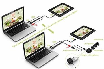 XP-PEN Artist 12 Pro 11,6 Zoll Grafiktablett mit Pen IPS Display Drawing Tablet 60° Neigungserkennung für Fernunterricht Home-Office - 8