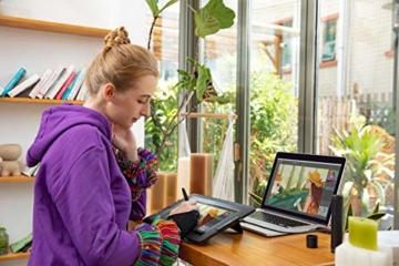 XP-PEN Artist 12 Pro 11,6 Zoll Grafiktablett mit Pen IPS Display Drawing Tablet 60° Neigungserkennung für Fernunterricht Home-Office - 9