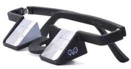 Y&Y Plasfun Sicherungsbrille, schwarz - 1