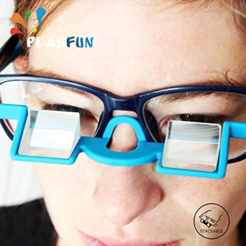 Y&Y Plasfun Sicherungsbrille, schwarz - 5