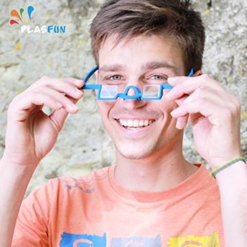 Y&Y Plasfun Sicherungsbrille, schwarz - 6