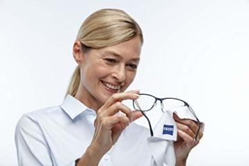 ZEISS Brillen-Reinigungsspray, alkoholfrei 240ml, zur professionellen Reinigung der Brillengläser - 5