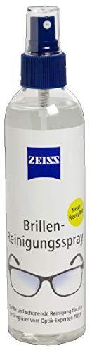 ZEISS Brillen-Reinigungsspray, alkoholfrei 240ml, zur professionellen Reinigung der Brillengläser - 1