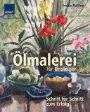 Buch: Ölmalerei für Einsteiger