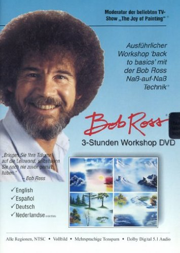 Bob Ross DVD: Malerei Workshop
