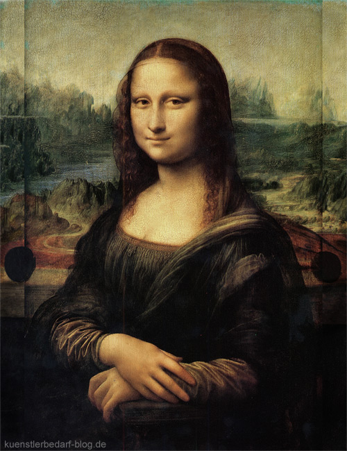 Mona Lisa breit