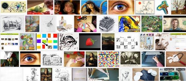 Künstlerbedarf Blog